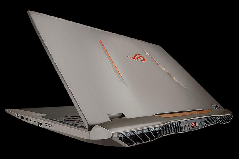 """מחשב נייד ASUS ROG G701VI (תמונה: יח""""צ ASUS)"""