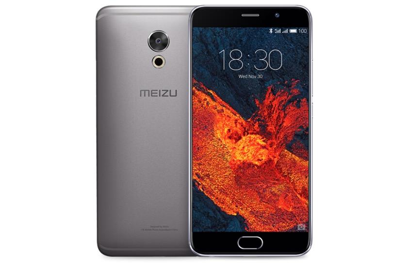 Meizu Pro 6 Plus (מקור: מייזו)