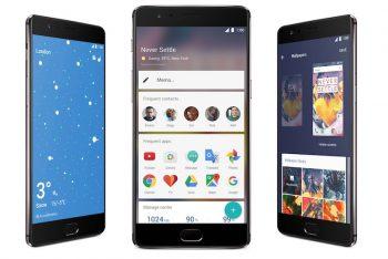 שמועה: OnePlus 5 יגיע עם מסך קמור ומצלמת 23 מגה פיקסל