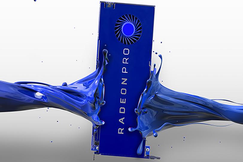 כרטיסי מסך Radeon Pro 400 Series