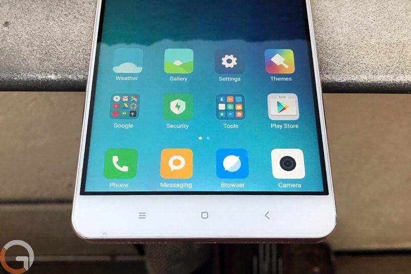 Xiaomi Mi Max (צילום: גאדג'טי)