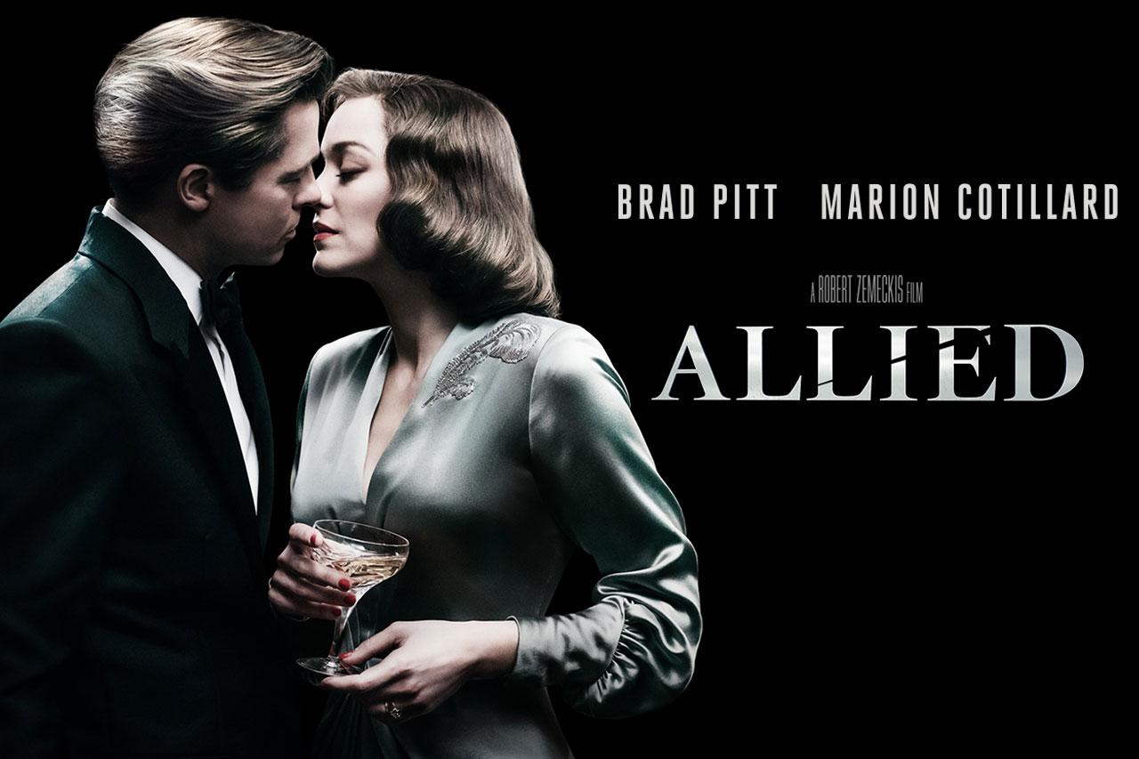 הסרט בעלי ברית - Allied