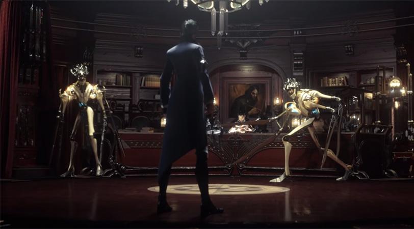 משחק dishonored 2