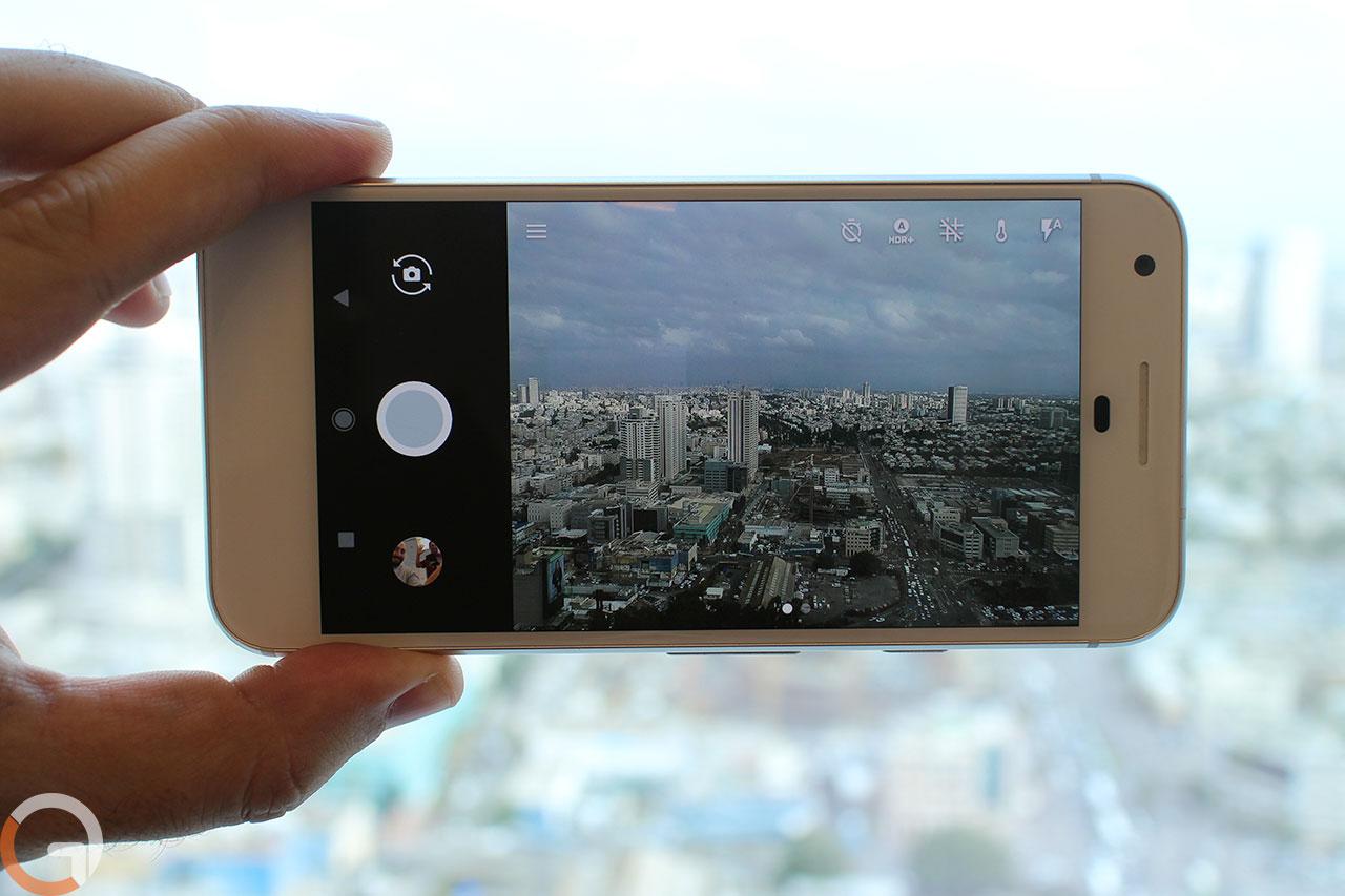 Google Pixel (צילום: גאדג'טי)