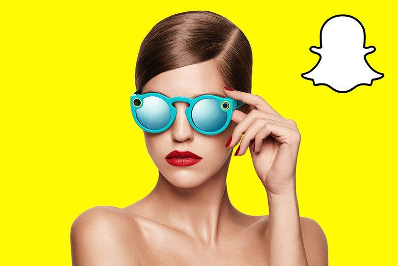משקפי Spectacles (קרדיט תמונה: Snap)