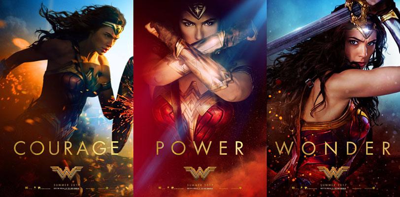 """גל גדות כ""""וונדר וומן"""" (תמונה: Warner Bros)"""