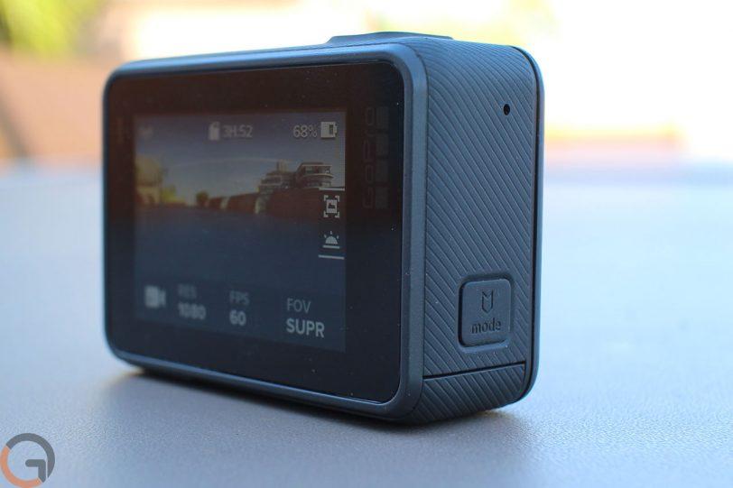 מצלמת GoPro Hero 5 (צילום: גאדג'טי)
