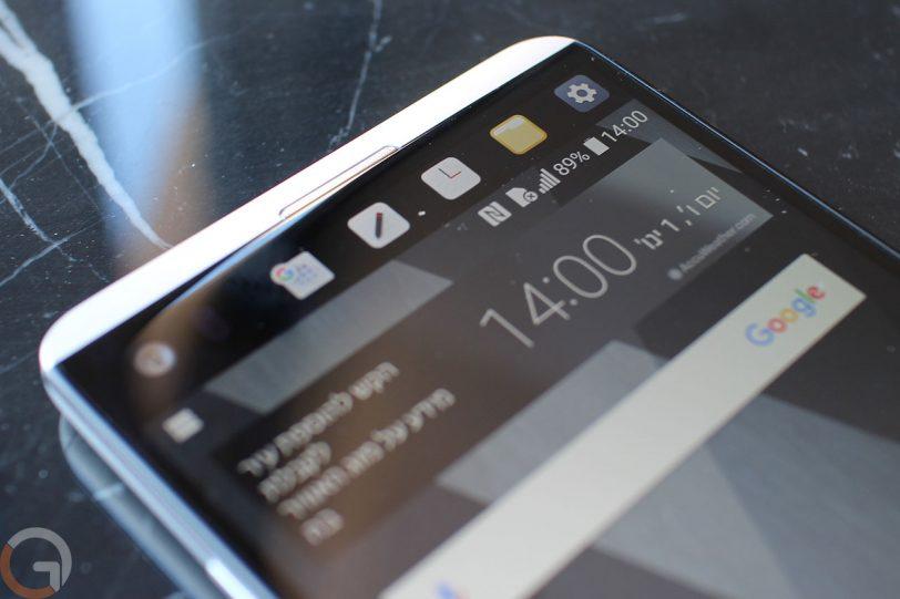 LG V20 (צילום: גאדג'טי)