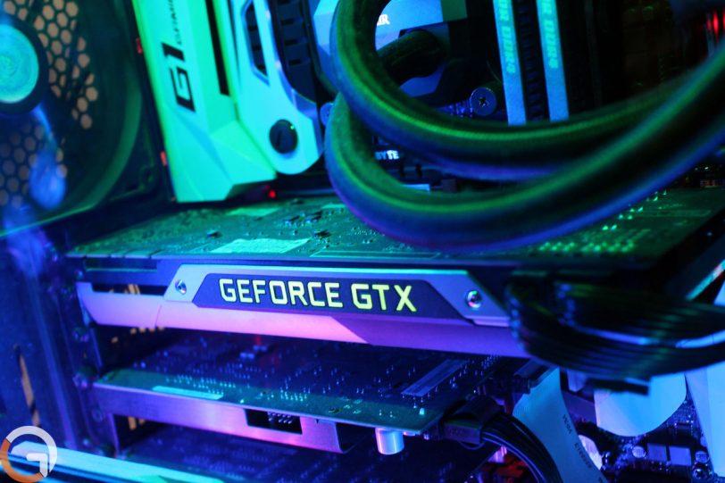 כרטיס מסך Nvidia GeForce GTX (צילום: גאדג'טי)