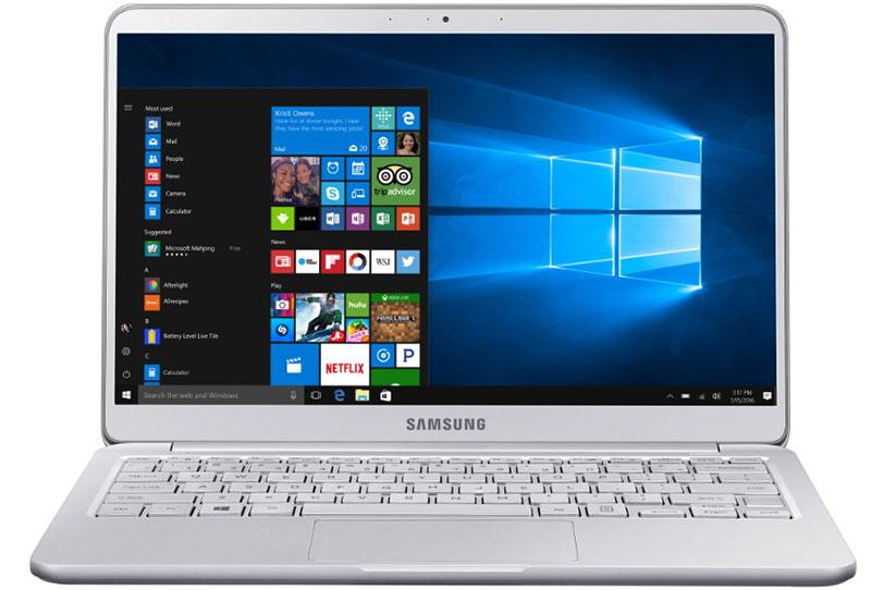 מחשב Notebook 9 של סמסונג לשנת 2017