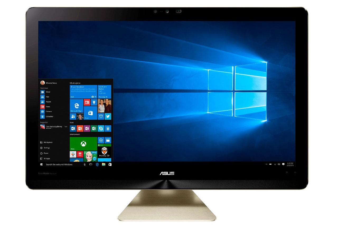 מחשב ASUS ZEN הכל באחד מדם Z240