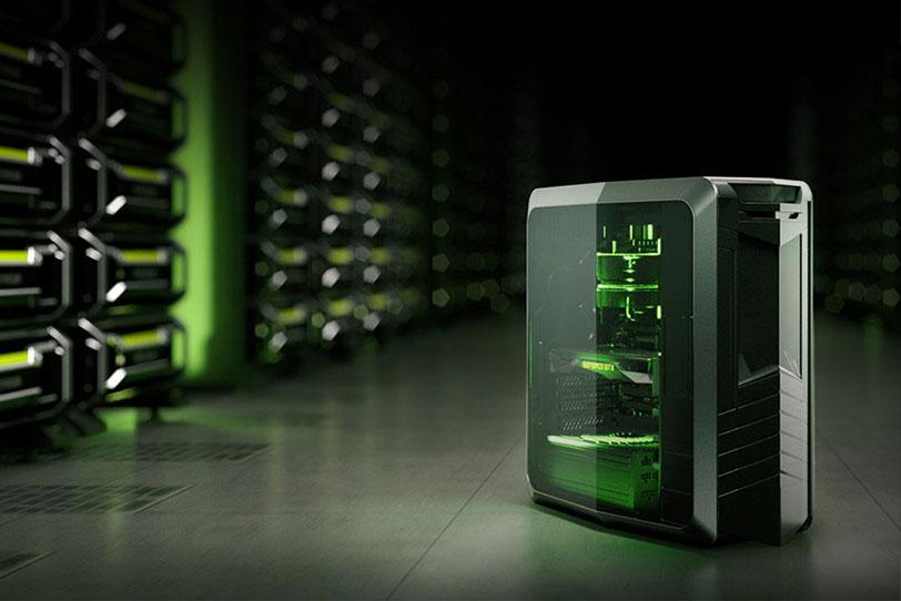 מחשב גיימינג בשירות GeForce Now