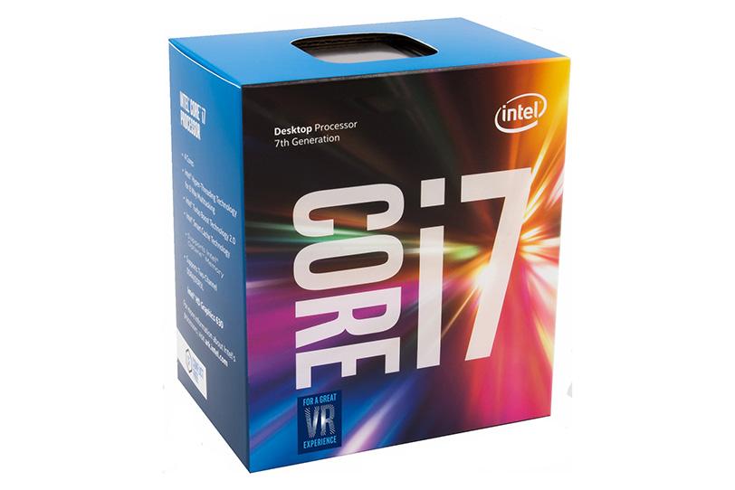מעבד Intel Core-i7 מהדור השביעי