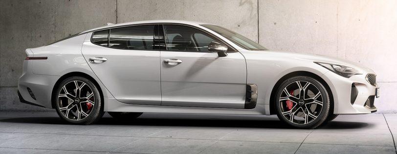 Stinger GT (תמונה: Kia)