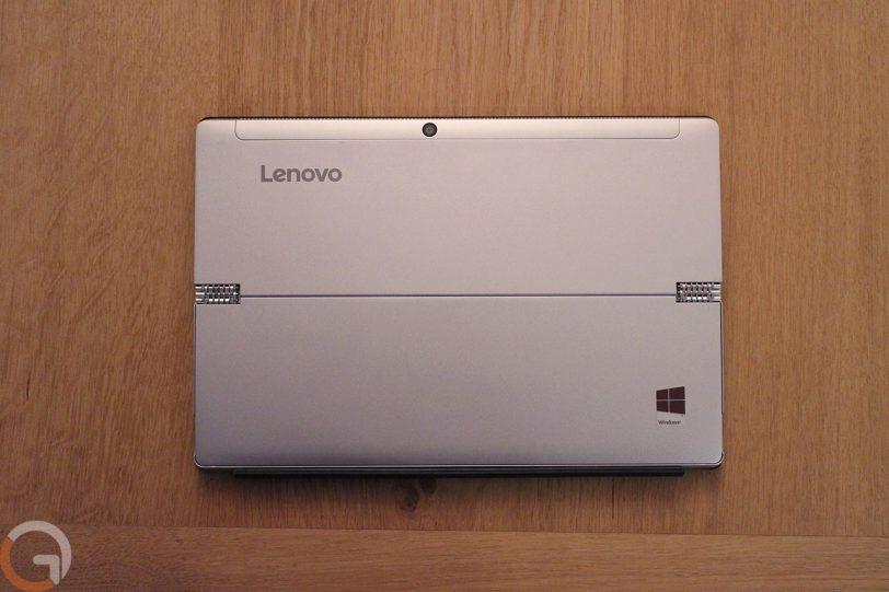 מחשב 2 ב-1 מדגם Lenovo Miix 510 (צילום: גאדג'טי)