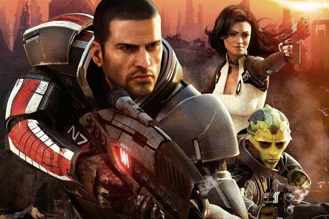דיווח: משחק חדש בסדרת Mass Effect נמצא בפיתוח מוקדם