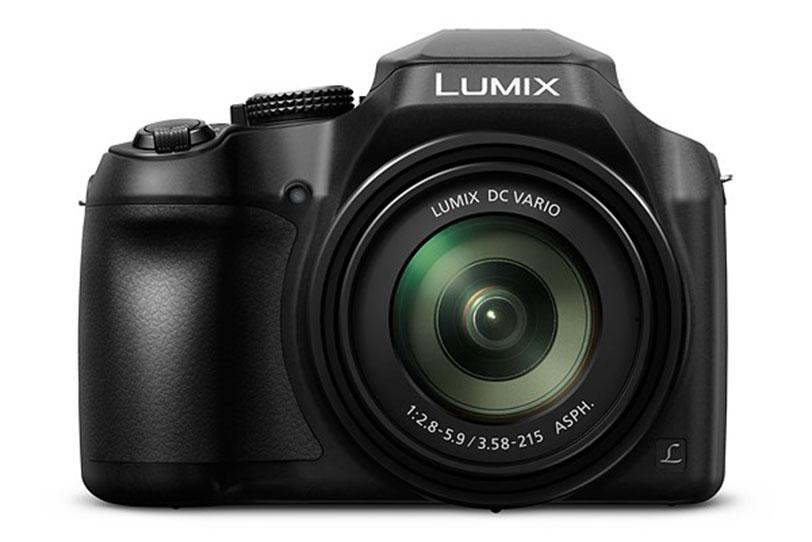 מצלמת Lumix DC-FZ80 (קרדיט תמונה: Panasonic)