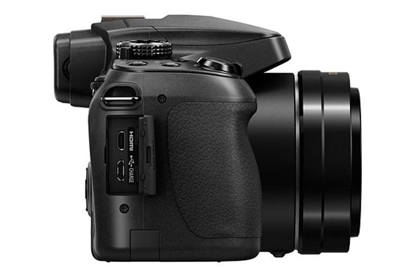 מצלמת panasonic dc fz80