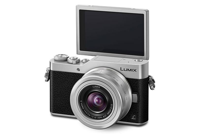 מצלמת Lumix GX850 (תמונה: Panasonic)