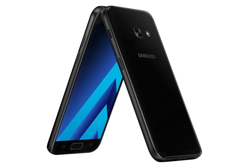 סדרת Samsung Galaxy A 2017 (קרדיט תמונה: סמסונג)