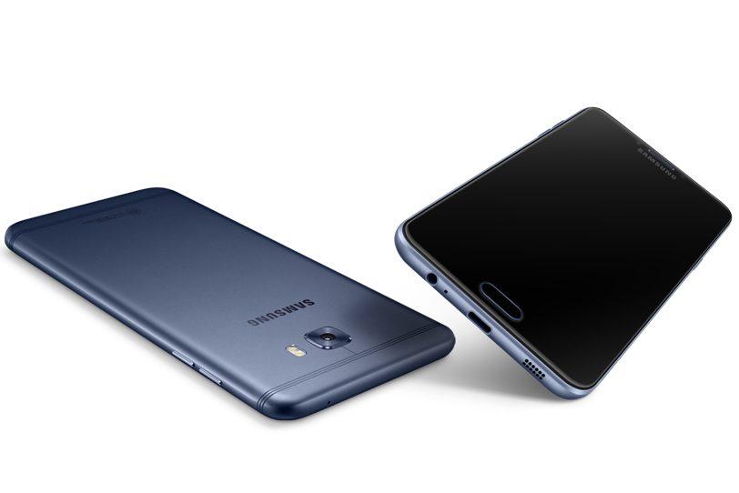 Samsung Galaxy C7 Pro (מקור: סמסונג)