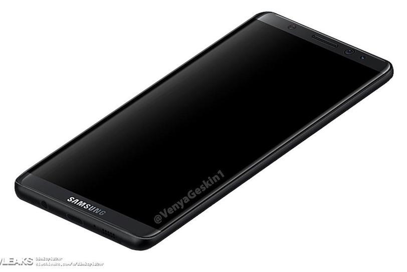 האם זהו ה-Galaxy S8? (הדלפה)