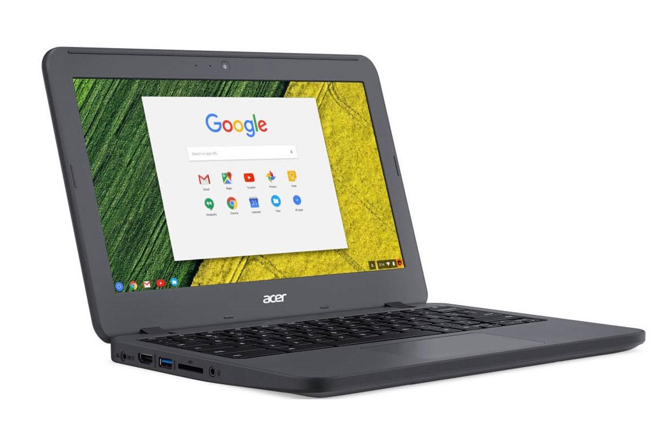 מחשב Chromebook 11 N7 (קרדיט תמונה: Acer)
