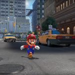 מריו רץ ברחובות ניו-יורק ב-Super Mario Odyssey