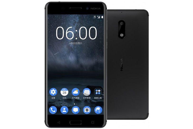 סמארטפון Nokia 6 (קרדיט תמונה: Nokia)