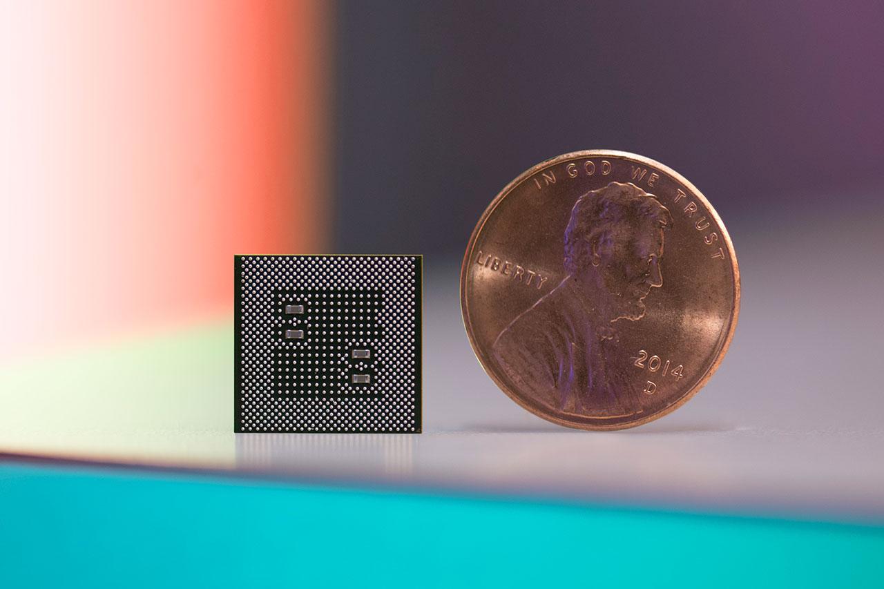 מערכת השבבים Snapdragon 835 בתהליך ייצור 10 ננומטר (קרדיט תמונה: Qualcomm)
