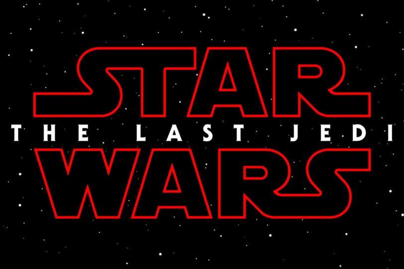 לוגו רשמי לפרק 8 של מלחמת הכוכבים: הג'דיי האחרון