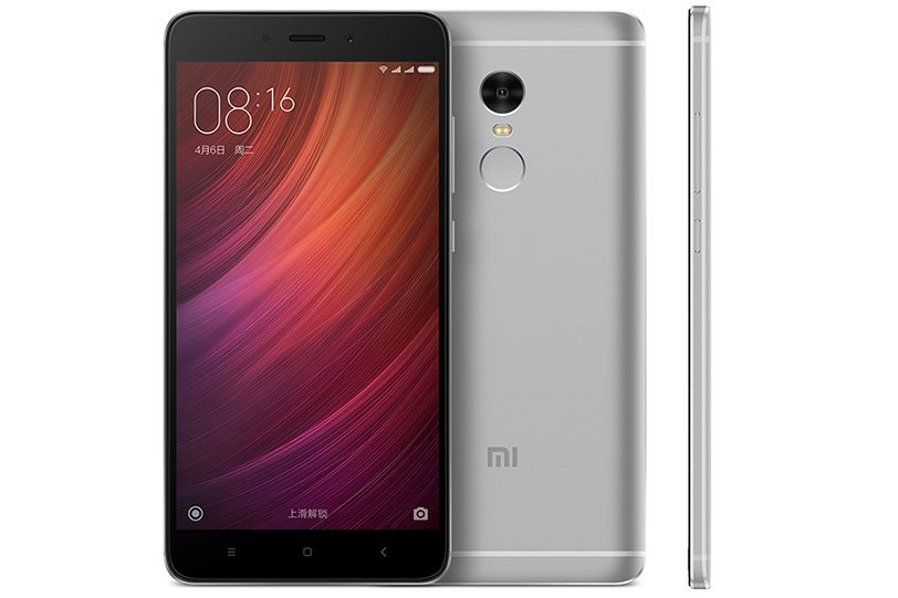 Xiaomi Redmi Note 4 - מפרט מלא