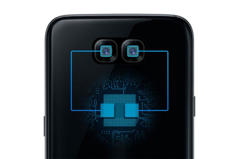 תמיכה במערך צילום כפול Samsung Exynos 8895