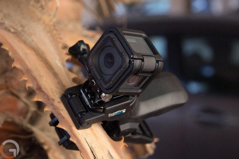 מצלמת GoPro Hero5 Session (צילום: עדן גוטליב, גאדג'טי)