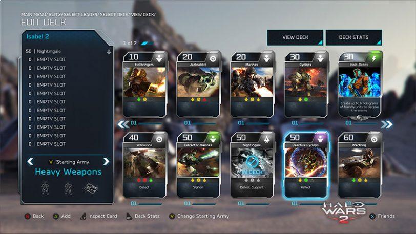 """מתוך """"Halo Wars 2 Blitz"""" (תמונה באדיבות מיקרוסופט)"""