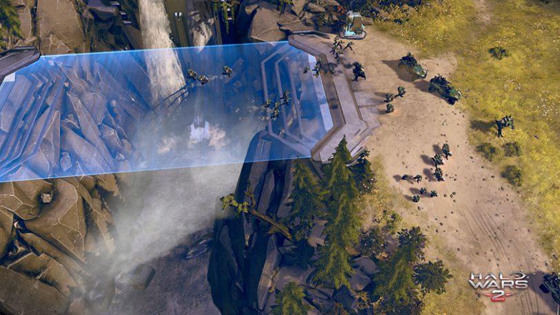 """מתוך """"Halo Wars 2"""" (תמונה באדיבות מיקרוסופט)"""