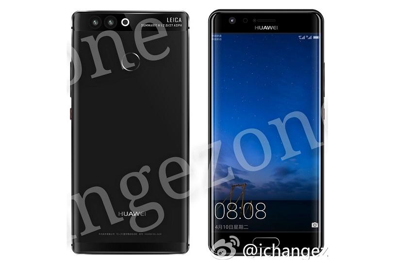 Huawei P10 Plus (הדלפה)
