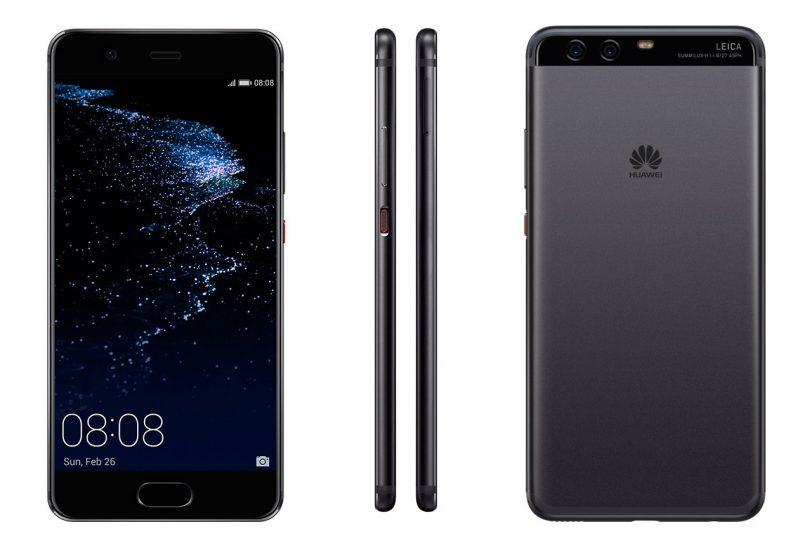 """סמארטפון Huawei P10 (צילום: יח""""צ וואווי)"""