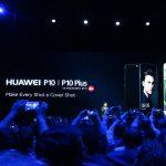 ארוע ההכרזה של Huawei ב-MWC 2017 בברצלונה