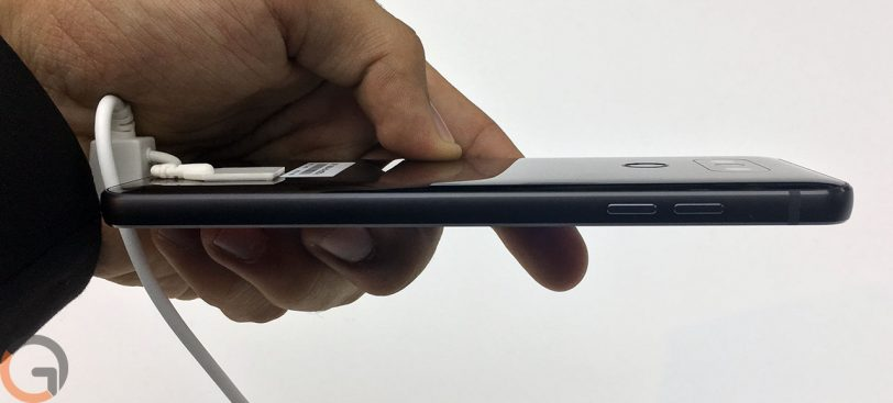 LG G6 (צילום: אלי כהן, גאדג'טי)