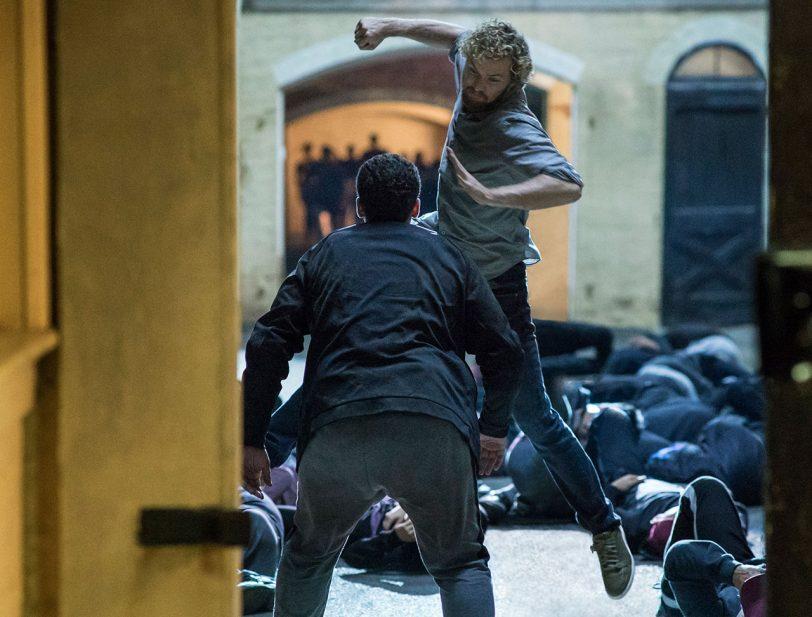 """מתוך """"Iron Fist"""" (קרדיט תמונה: Myles Aronowitz - Netflix)"""