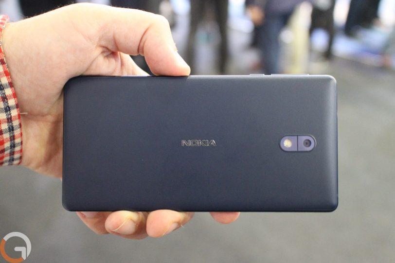 Nokia 3 (צילום: רונן מנדזיצקי, גאדג'טי)