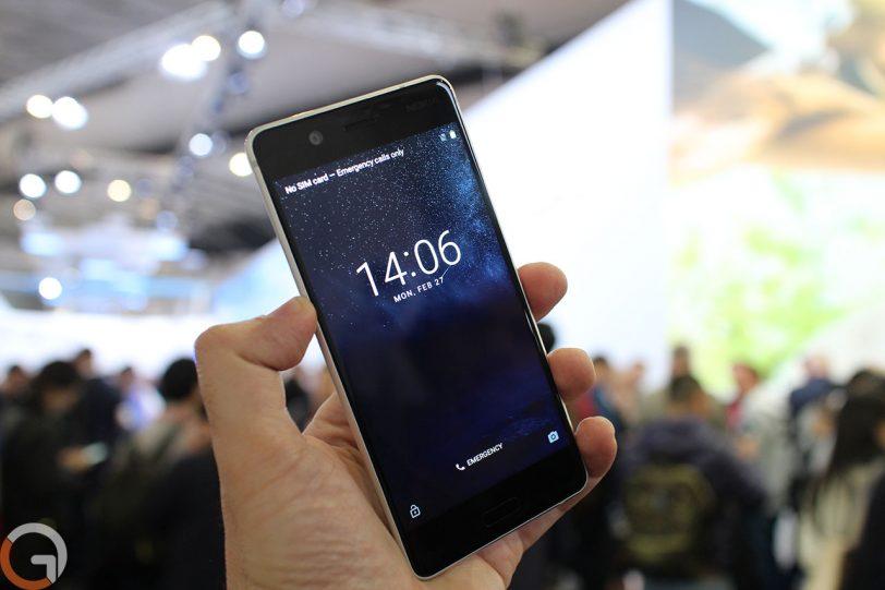 Nokia 5 (צילום: רונן מנדזיצקי, גאדג'טי)