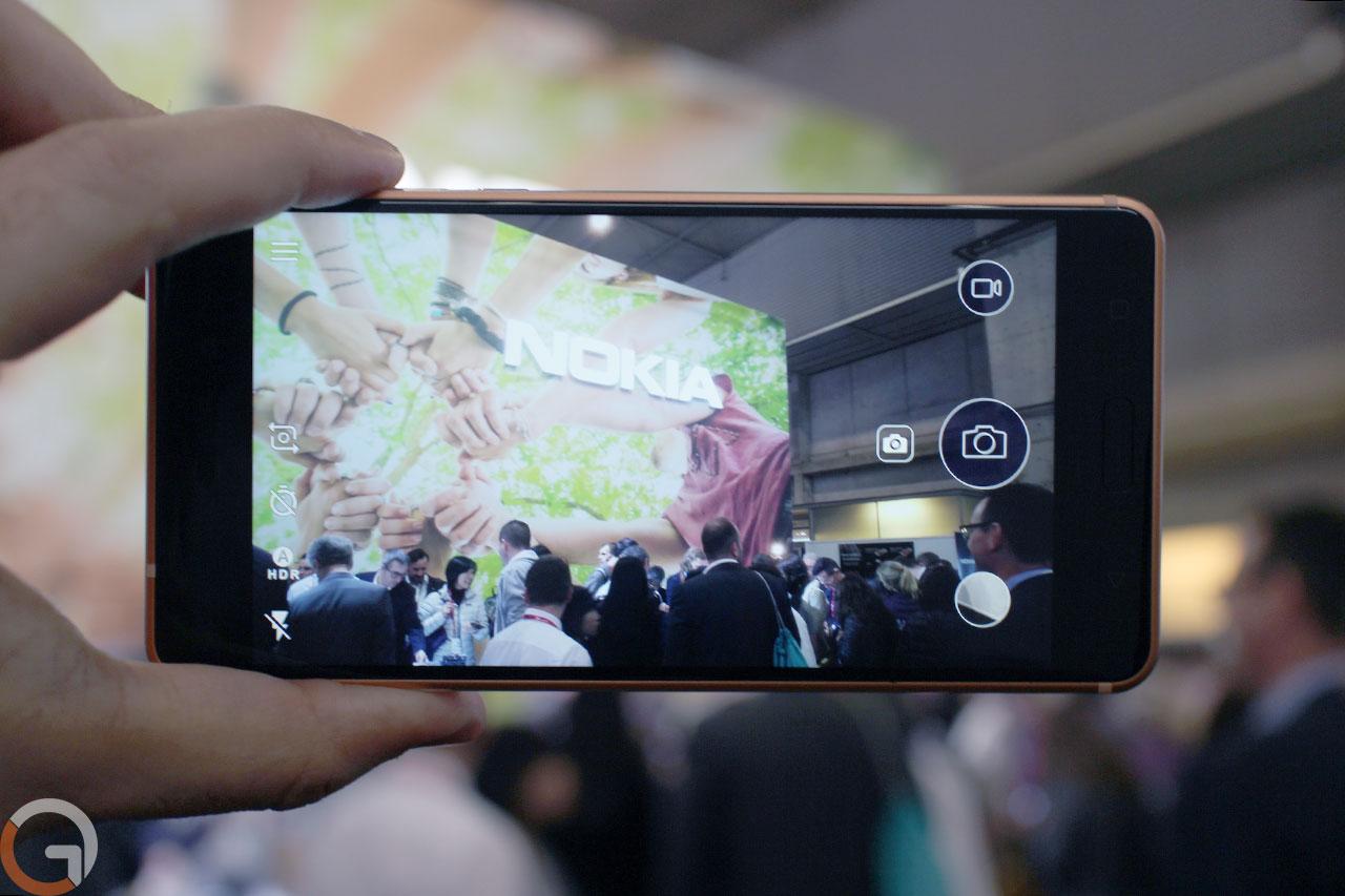 Nokia 6 (צילום: רונן מנדזיצקי, גאדג'טי)