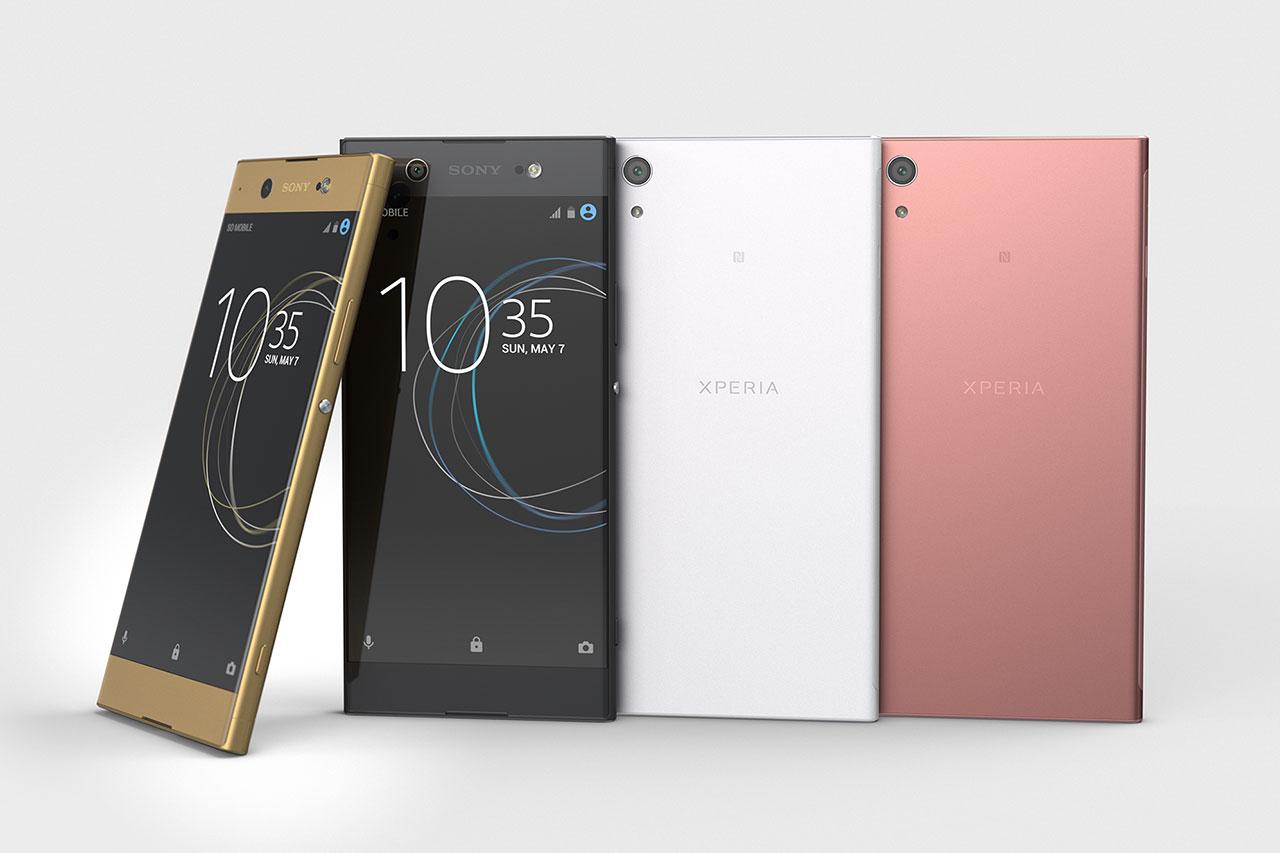 Xperia XA1 Ultra (תמונה: Sony)