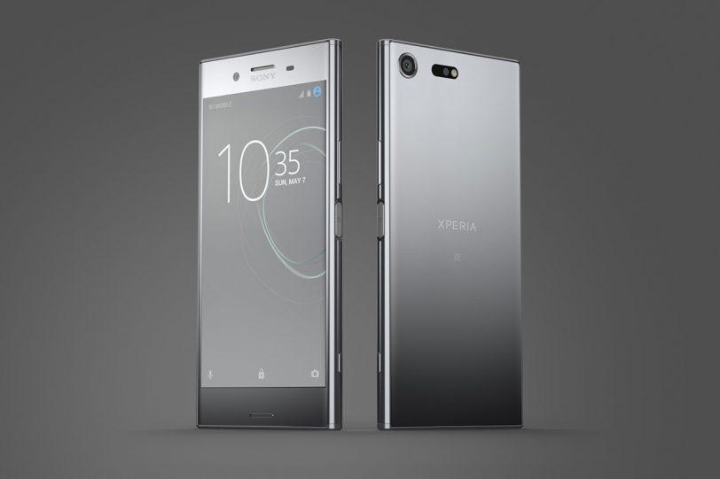 Xperia XZ Premium (צילום: Sony)