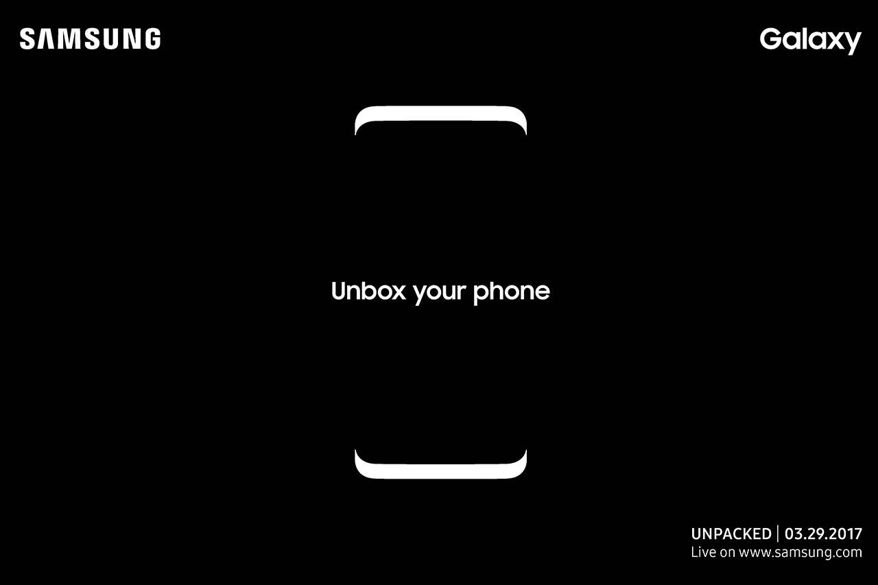 הזמנה לאירוע Galaxy Unpacked (תמונה: Samsung)
