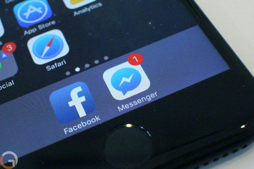 פייסבוק מסנג'ר (צילום: רונן מנדזיצקי, גאדג'טי)
