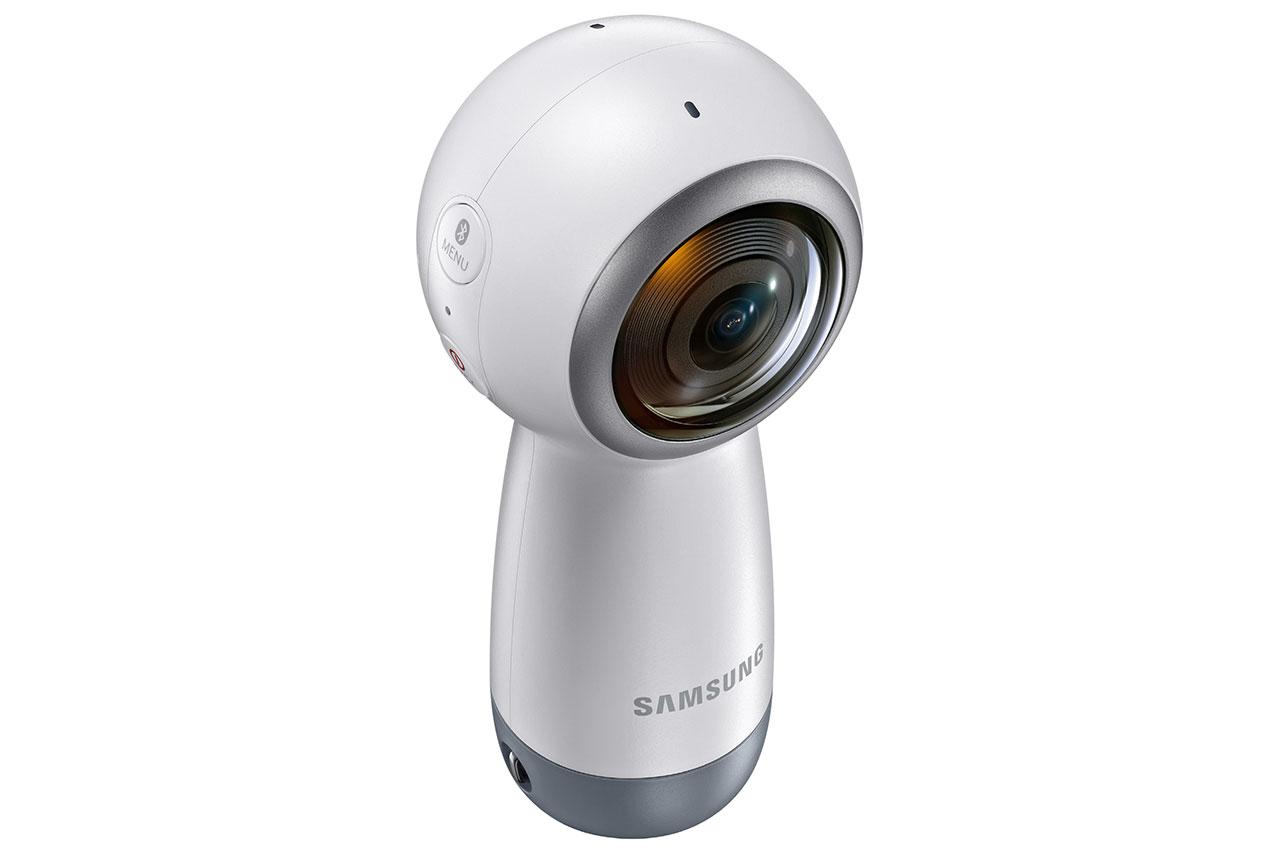 סנסציוני הוכרזה: Samsung Gear 360 – מצלמת 360 עם הזרמת וידאו ב-2K וצילום ב-4K VJ-23