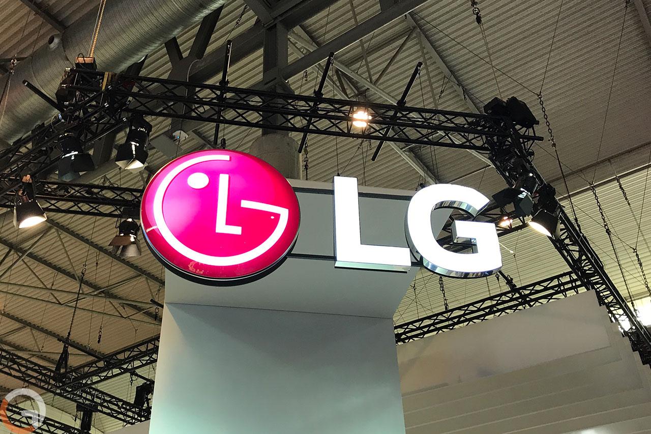 שלט LG